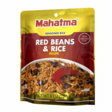 Red Beans & Seasoned Rice