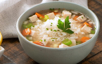 5 Comfort Chicken Soups & Stews to get you through this Cold Season