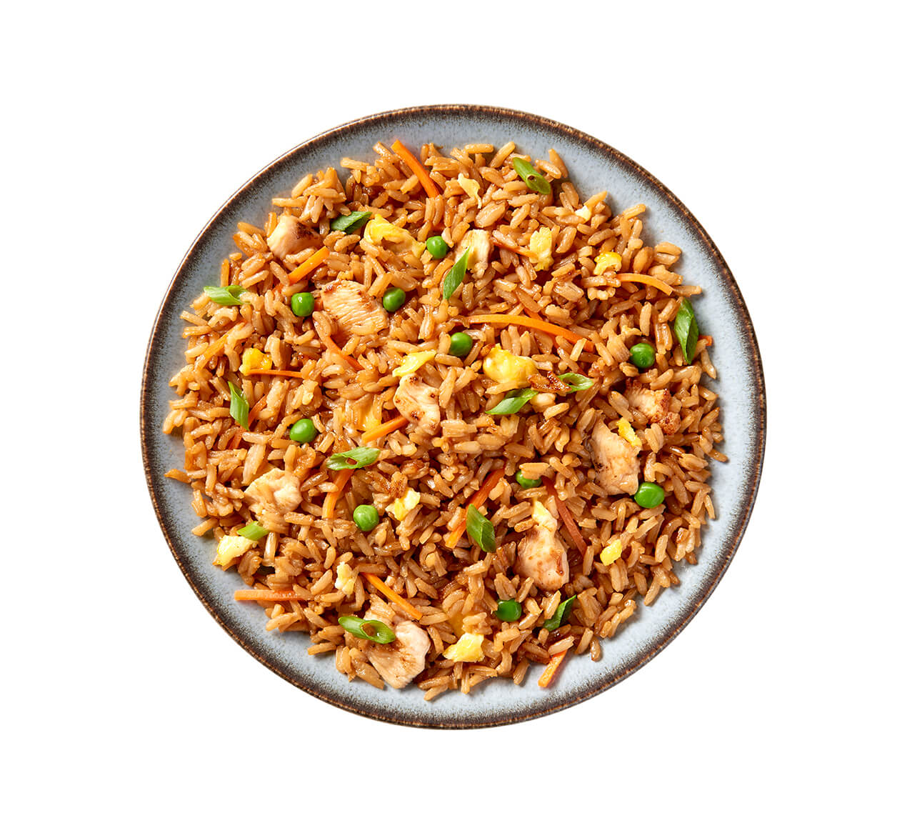 Chicken Fried Rice From Authentic Grains