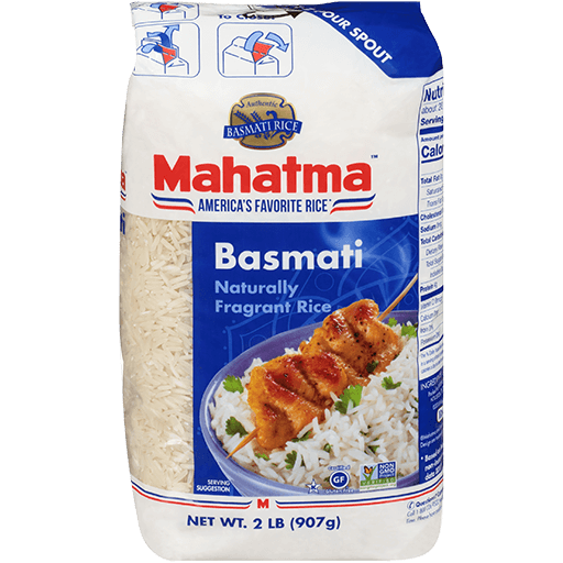 Basmati extra long grain white rice