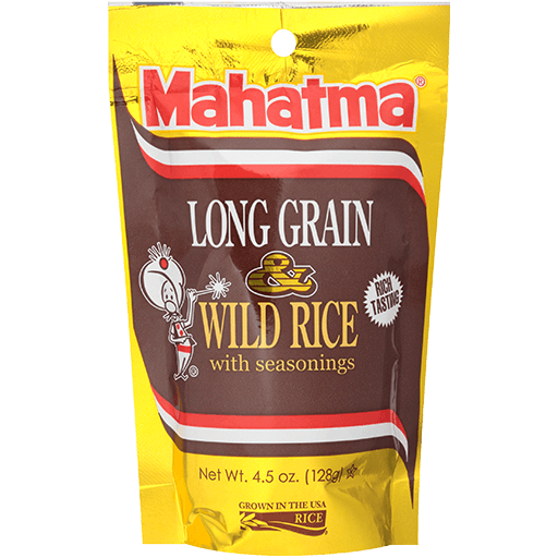 Long-grain and wild rice seasoning mix