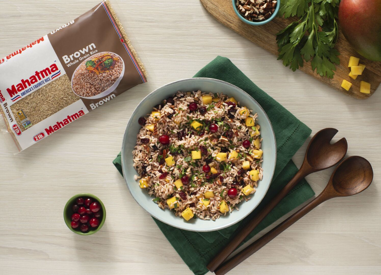 Fruit & Rice Salad