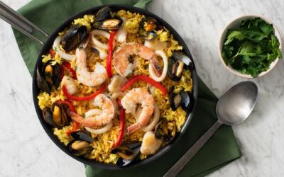 Cómo preparar una auténtica paella española