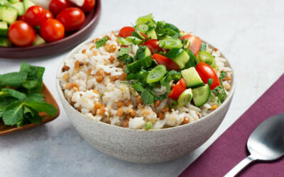 Best Recipes with Rice to Meal Prep