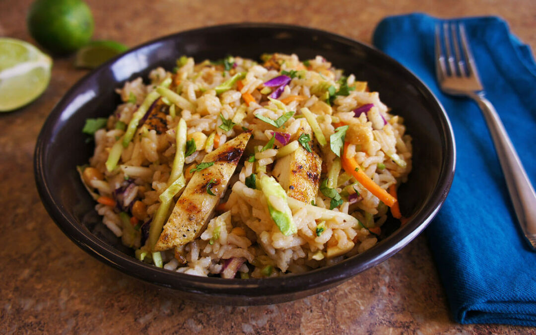 Jasmine Rice & the Tastiest Asian Recipes Out There