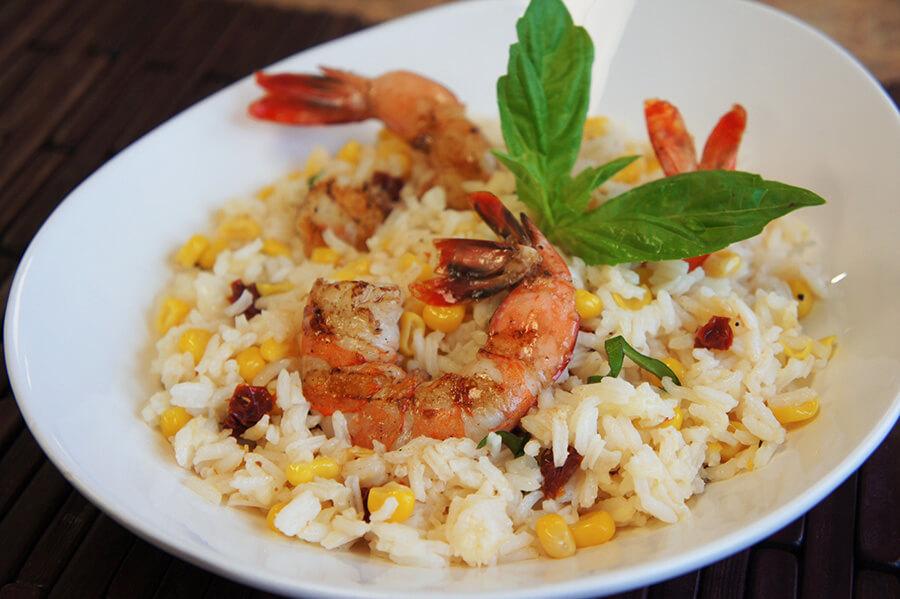 Shrimp & Rice Bowls