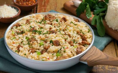 Cómo preparar el risotto perfecto