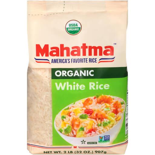 Paquete de arroz orgánico Mahatma®