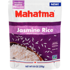 White Jasmine Rice | Ready to Serve in 90 Seconds