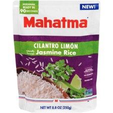 Cilantro Limón Jasmine Rice | Ready to Serve in 90 Seconds