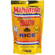 Spicy Yellow Seasoned Rice