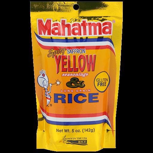 Paquete de Arroz Amarillo Picante Mahatma®