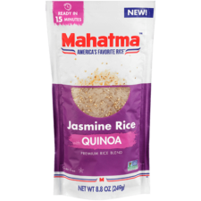 Jasmine Rice with Quinoa