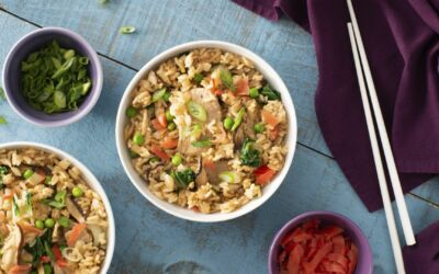 4 Tips to Make Better Than Takeout Fried Rice