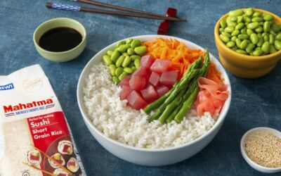 Rice Bowls for Any Meal
