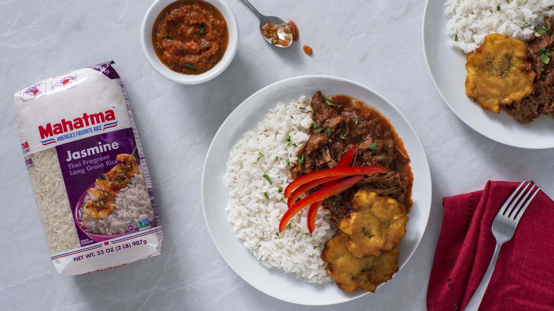 Ropa Vieja with Rice