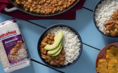 4 Savory Rice and Beans Recipes