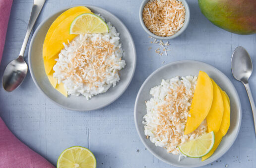 Mango-sticky-rice-with-jasmine-rice