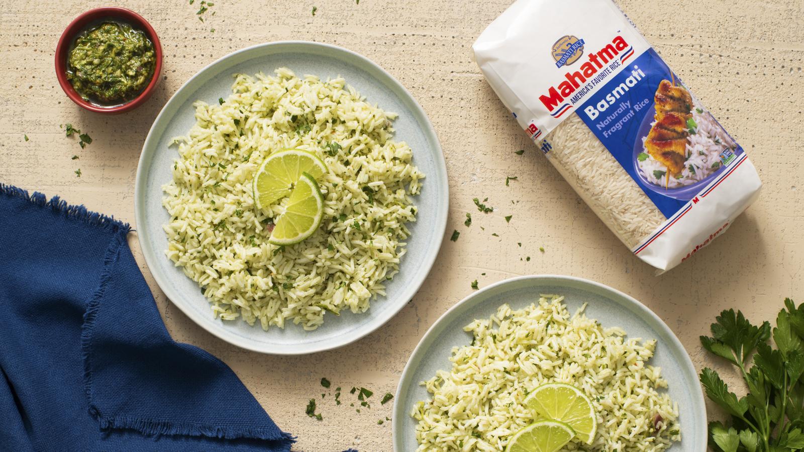 Classic Chimichurri Rice