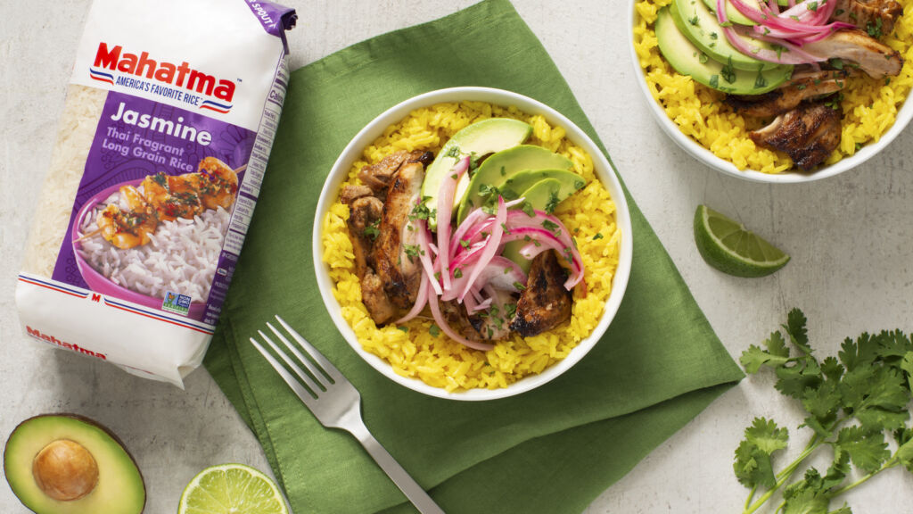 Mojo-Chicken-and-Yellow-Rice-Bowl