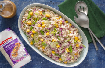 Mango-Rice-Salad-with-Ginger-Vinaigrette