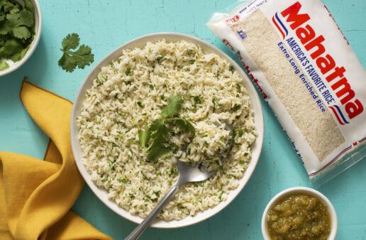 Salsa Verde Rice