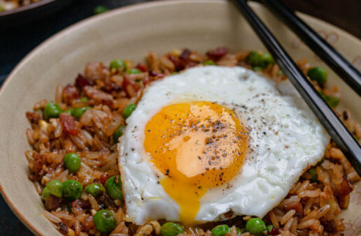 Bacon-Fried-Rice-Egg