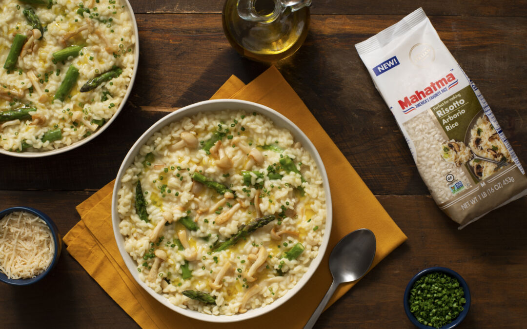 5 Best Irresistible and Creamy Risotto Recipes