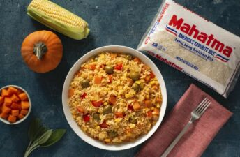 Yellow-rice-with-corn-and-pumpkin-made-with-white-rice