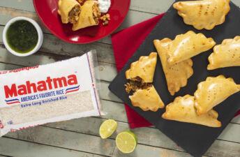 empanadas-filled-with-white-rice-and-turkey-picadillo