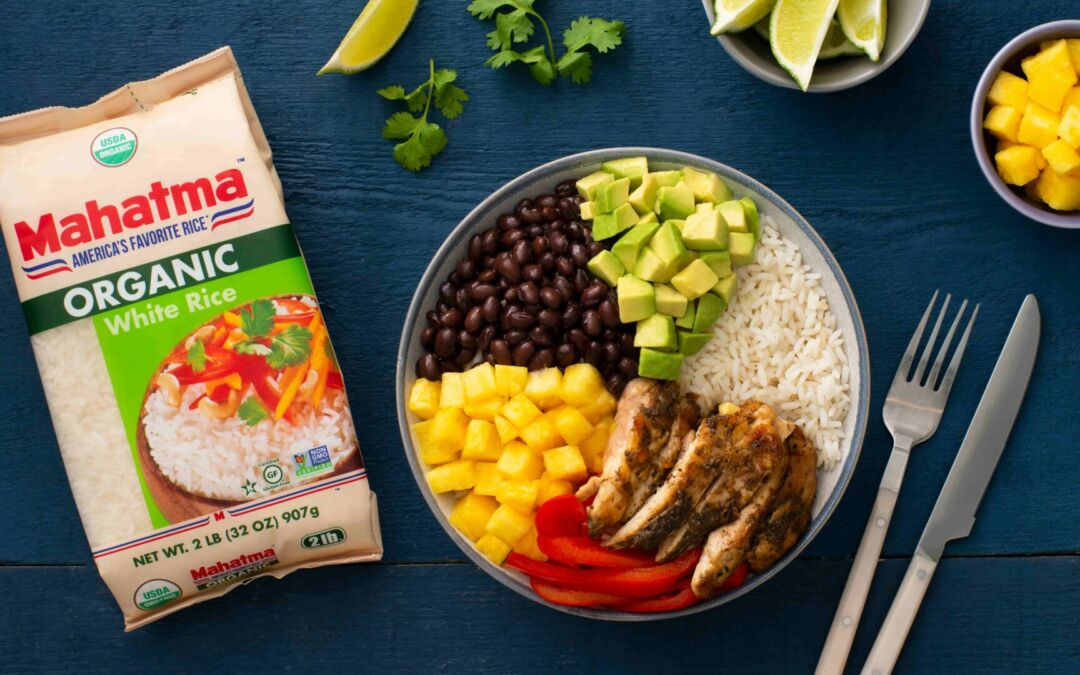 Delicious Meal Ideas With Organic Rice