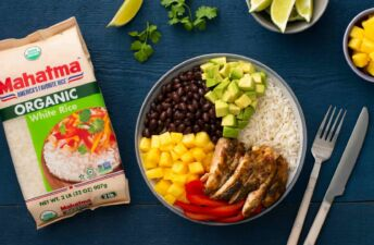 rice-bowl-with-organic-white-rice-black-beans-caribbean-chicken-and-pineapple
