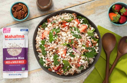 rice-salad-with-jasmine-and-wild-rice-with-straberries-feta-cheese-and-spinach